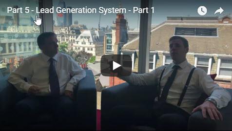 Biz-Growth Part05: Lead Generation System – Part 1