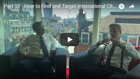 Biz-Growth Part10: How To Find And Target International Clients?